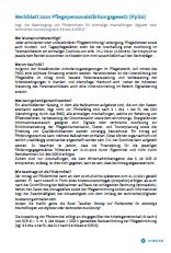 Antrag Förderung Digitalisierung Pflege