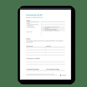 Protokoll zur jährlichen Fahrerunterweisung