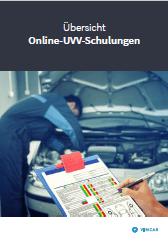 eBook Übersicht Online UVV Schulungen