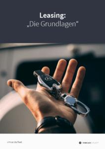 """das Deckblatt von dem eBook """"Leasing: Die Grundlagen"""""""