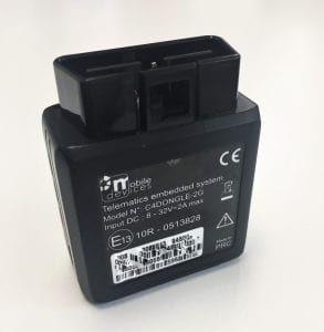 Bild eines OBD-Steckers