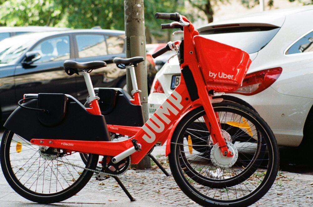 ein E-Bike