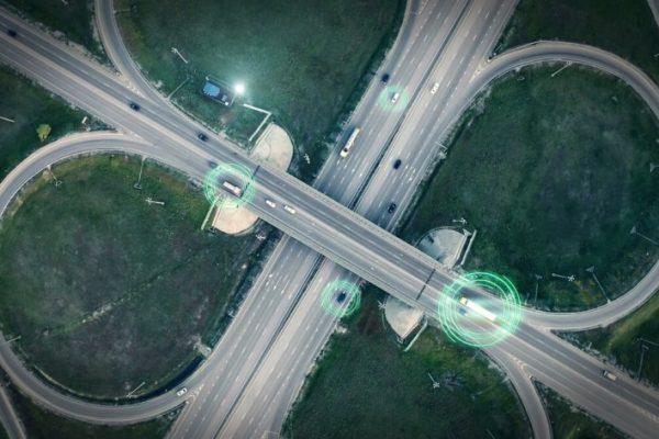 GPS System ortet Fahrzeuge