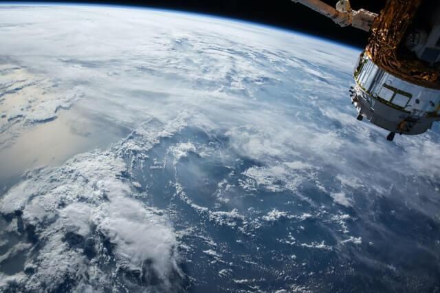 Satelliten für GPS System
