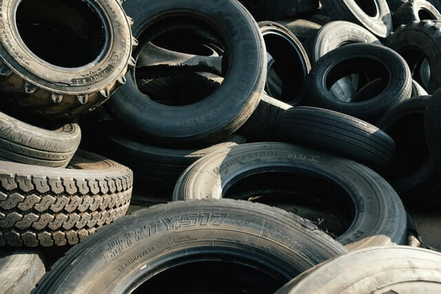 Beschaffung von Reifen im Fuhrpark