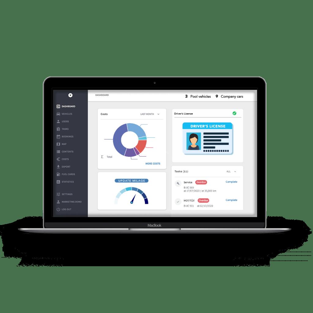 Vimcar Fleet Software