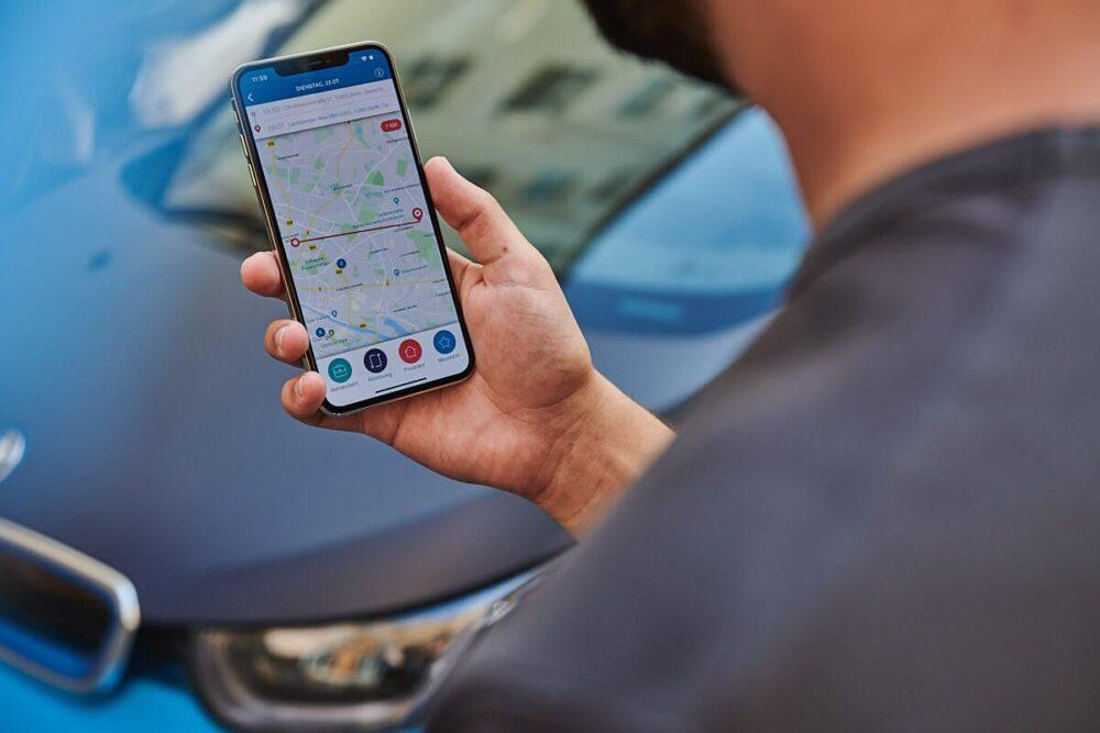 Fahrtenbuch Vergleich Testsieger App