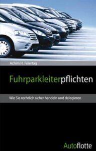 Deckblatt des eBooks Fuhrparkleiterpflichten