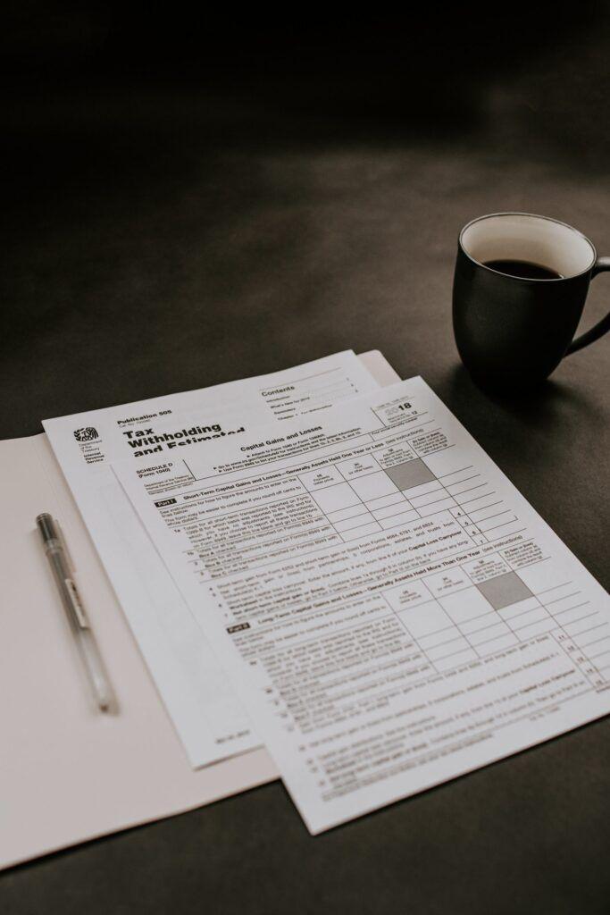 Investitionsabzugsbetrag Papiere