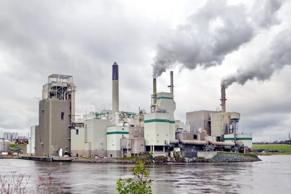 CO2 Ausstoß Betriebe