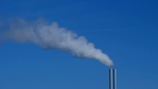 CO2 Ausstoß