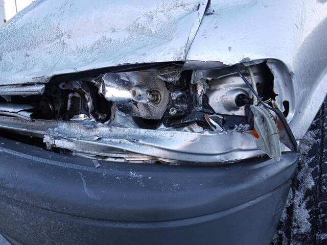Fahrzeugschaden