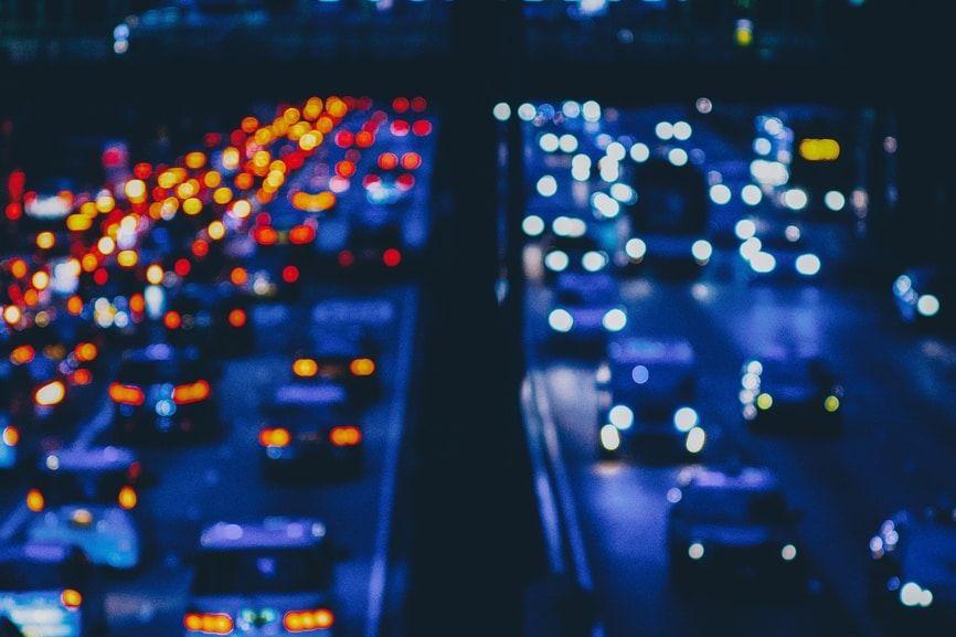 Verkehr CO2 Ausstoß