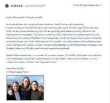 Boxenstopp Fuhrparkwissen Newsletter