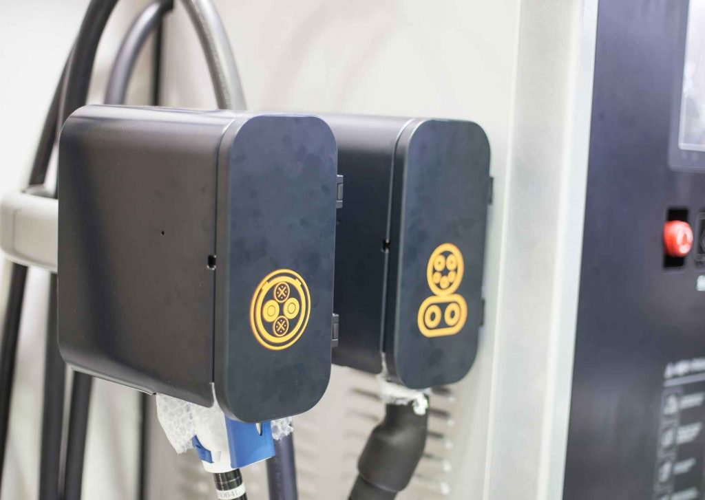 E-Auto Batterie