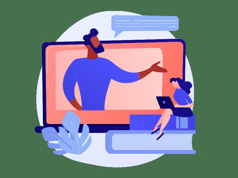 Grafik Webinar Experte