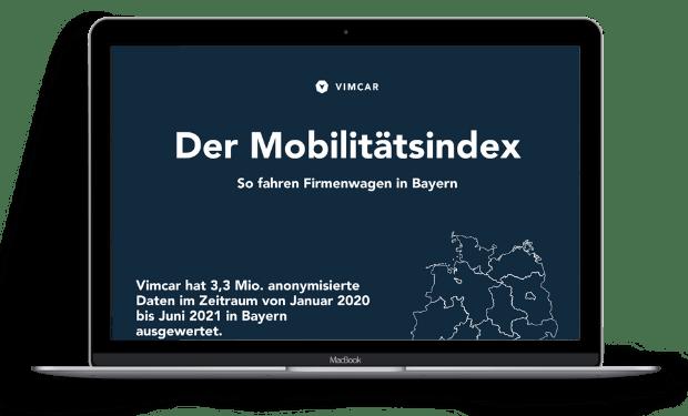 Mobilitätsindex Bayern