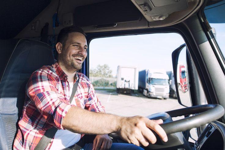 LKW Berufsfahrer
