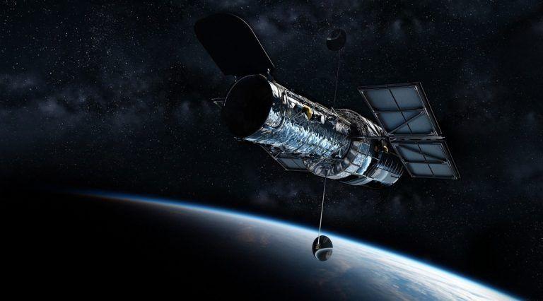 GPS Sender Satellit