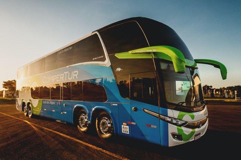 Bus Personenbeförderung