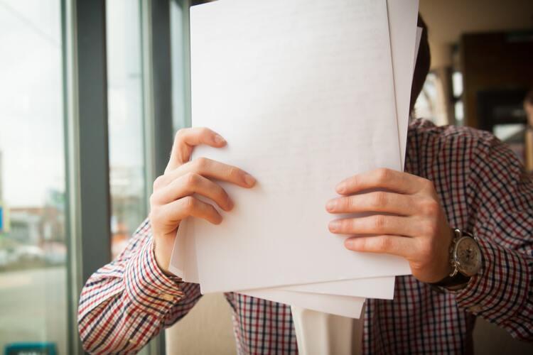 Dokumente für Unterweisung von Dritten