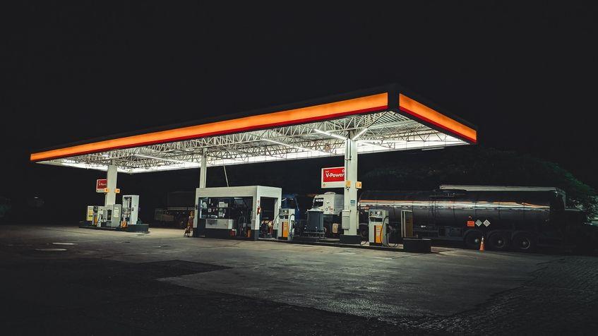 Tankstelle Tanken für Privatkunden